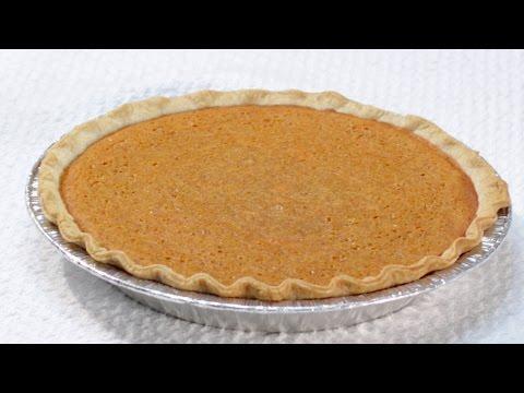How to Make Sweet Potato Pie - Homemade Sweet Potato Pie Recipe