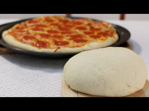 How to Make Pizza Dough   The Best Homemade Pizza Dough Recipe Ever!