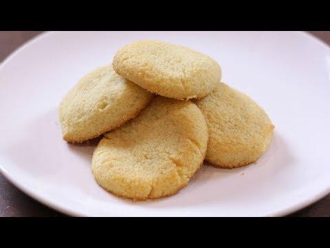How to Make Keto Shortbread Cookies | Easy Keto Shortbread Cookie Recipe (low carb sugar free)