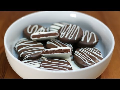How to Make Mint Cookies | Homemade Chocolate Mint Cookie Recipe