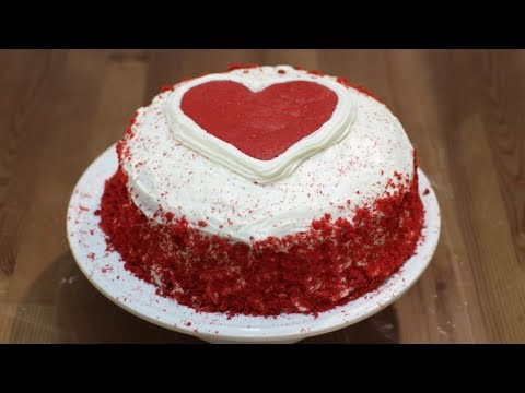How to Make Red Velvet Cake | Easy Homemade Red Velvet Cake Recipe