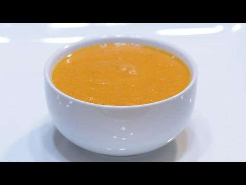 How to Make Tomato Soup | Easy Homemade Tomato Soup Recipe