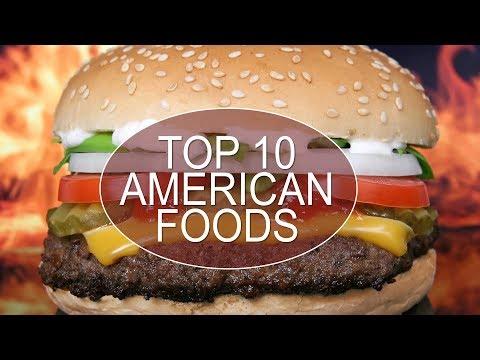 Top 10 Foods in America | vlog Episode 4 Talking Food