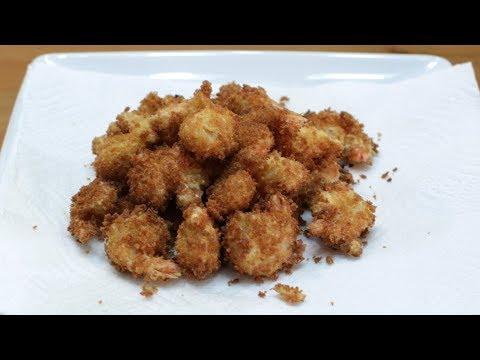 How to make Fried Shrimp   Easy Fried Shrimp Recipe