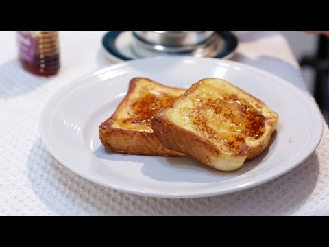 How to Make French Toast | Easy Classic Homemade French Toast Recipe