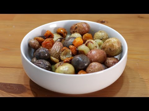 How to Make Provencal Potatoes | Easy Roasted Potatoes Recipe