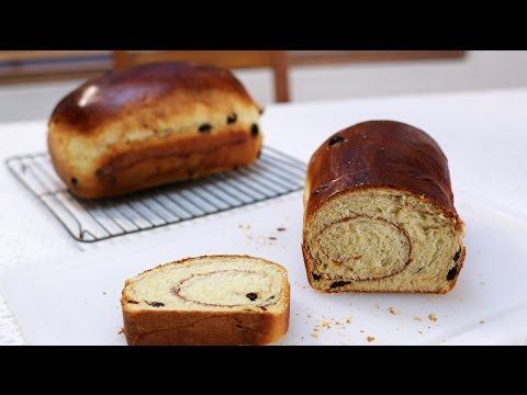 How to Make Cinnamon Raisin Bread | Amazing Homemade Cinnamon Raisin Bread Recipe