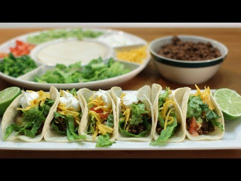 How to Make Tacos | Easy Ground Beef Taco Meat Recipe