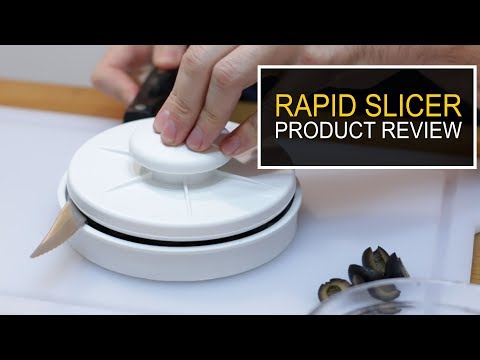 Kitchen Product Review 6 | Rapid Slicer