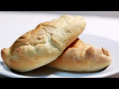 How to Make Calzones - Easy Calzone Recipe