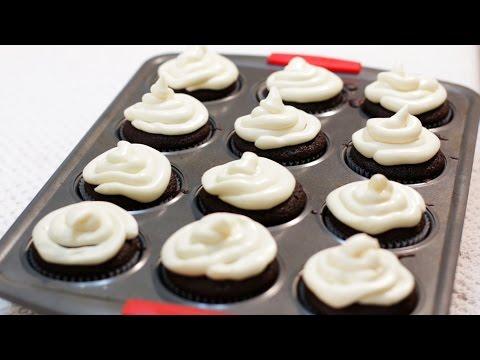 How to make Chocolate Cupcakes | Easy Homemade Chocolate Cupcakes Recipe
