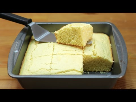 How to Make Cornbread - Easy Amazing Homemade Cornbread Recipe