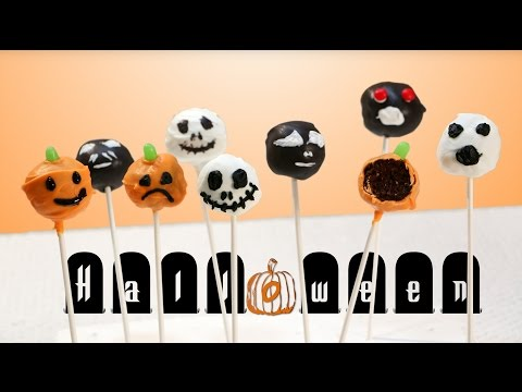 How to Make Cake Pops | Easy Brownie Pops Recipe