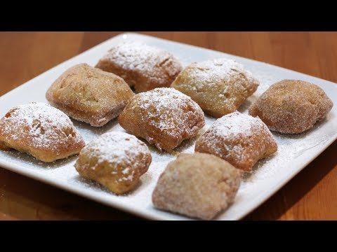 How to make Beignets | Easy Homemade Beignet Recipe