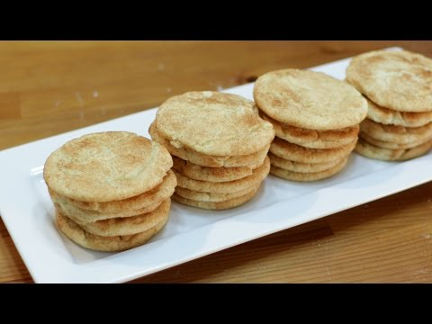 How to Make Snickerdoodles - Easy Snickerdoodle Cookie Recipe