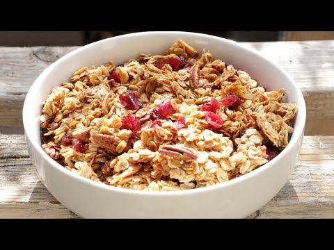 How to Make Granola | Easy Homemade Granola Recipe