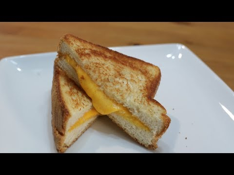 How to Make the Perfect Grilled Cheese Sandwich | Easy Grilled Cheese Sandwich Recipe