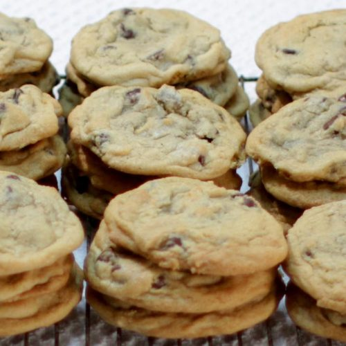 Chewy Chocolate Chip Cookies Recipe In The Kitchen With Matt