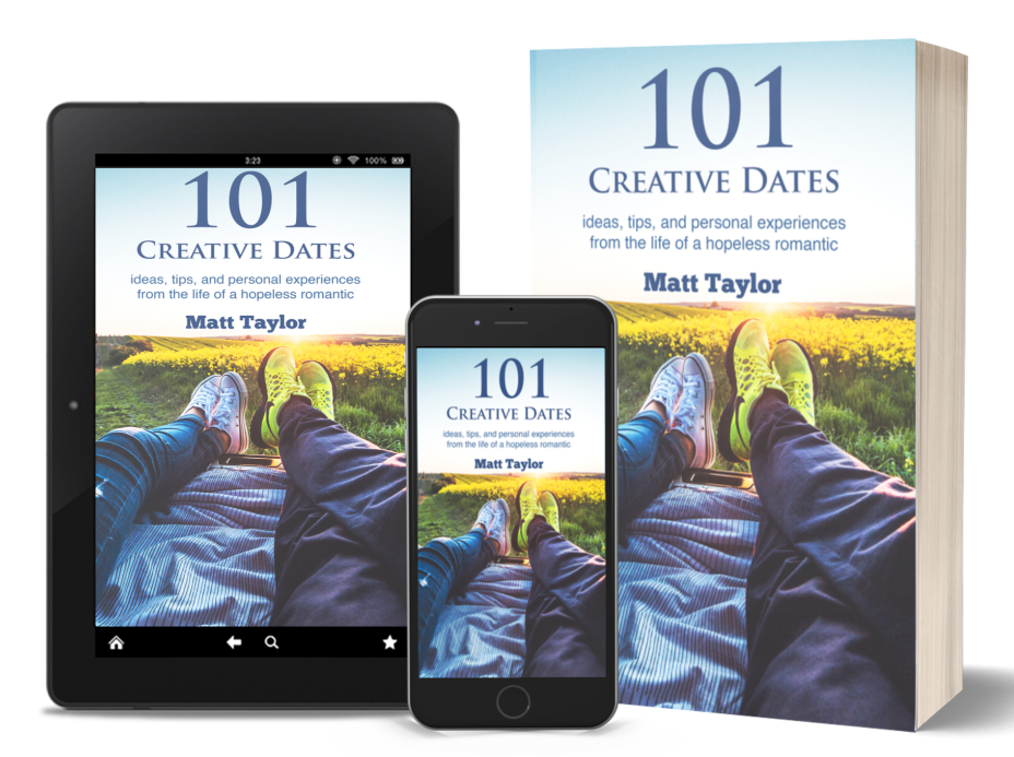 101 Creative Dates eBook Shop