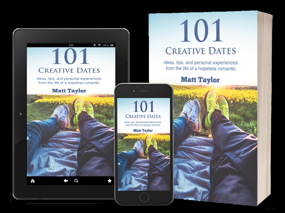 101 Creative Dates eBook Shop