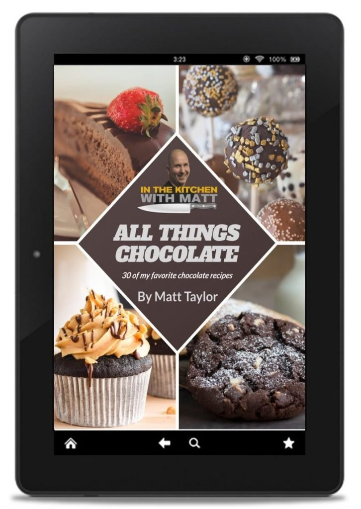 all things chocolate cookbook shop