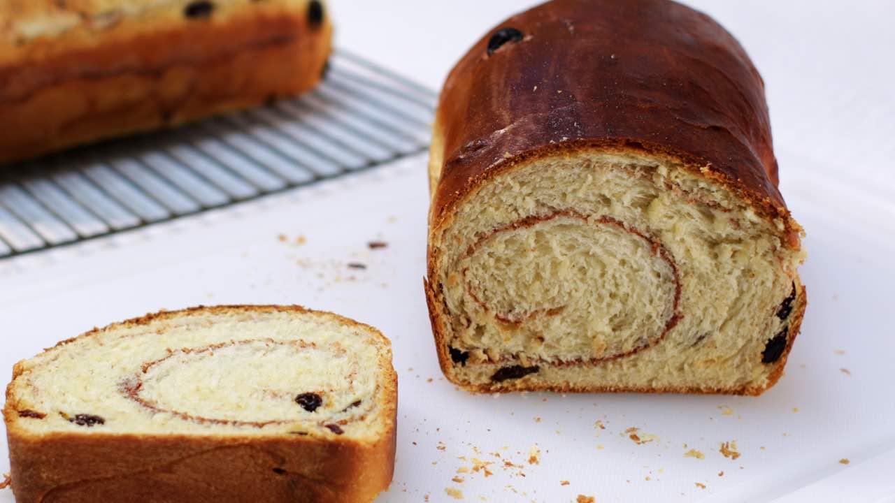 Cinnamon Raisin Bread Homemade Cinnamon Raisin Bread Recipe