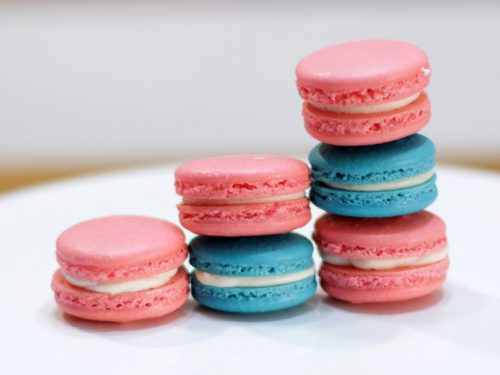 Classic French Macarons How To Make Macarons