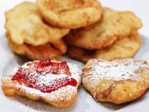Easy Fry Bread Recipe Make It Sweet Or Savory In The Kitchen With Matt