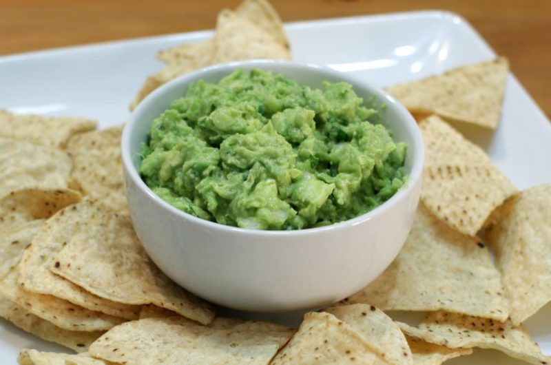 Guacamole Recipe Easy Avocado Dip In The Kitchen With Matt
